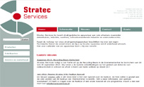 Website Stratec Services